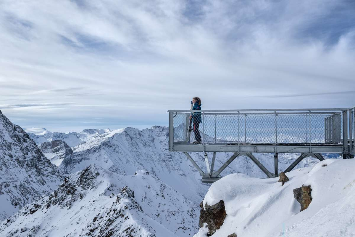 photo de montagne